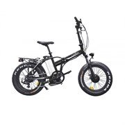 Электровелосипед E-motions Fatbike Fat 20 Double